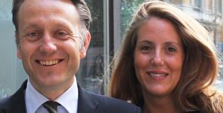 Advokaterna Patric Lindblom och Anna Edelhjelm i Dagens Juridik