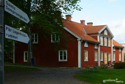 Gamla domprostgården, 2013-09-21 (Kulturparken Småland i Växjö)