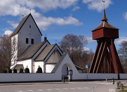 Mohedas kyrka