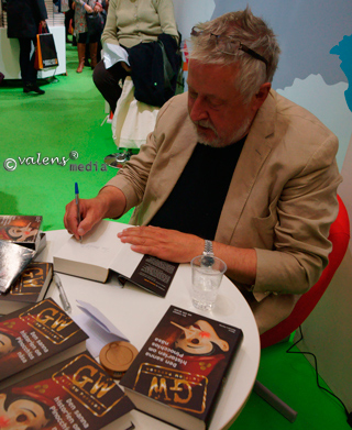 Leif GW Persson, 2013