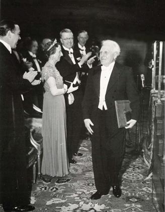 Nobel priset i litteratur, 1951