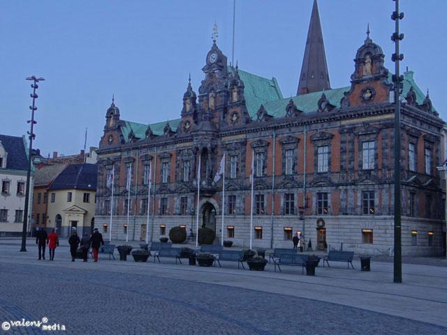 Rådhuset, Malmö, Stortorget