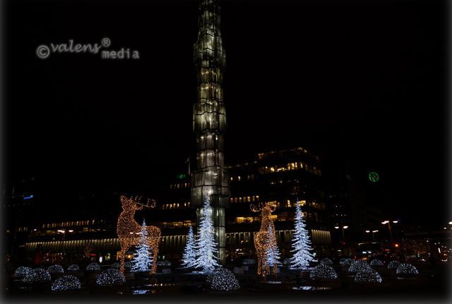 Sergel torg, Stockholm – 2012-11-25