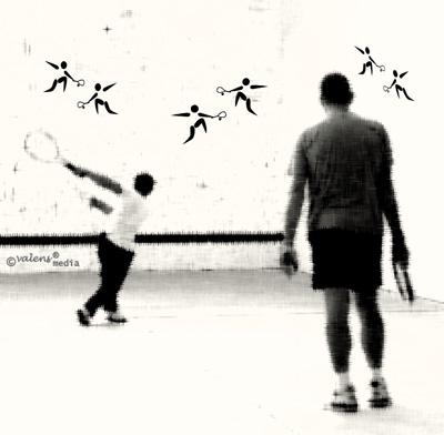 Squash, mer och mer
