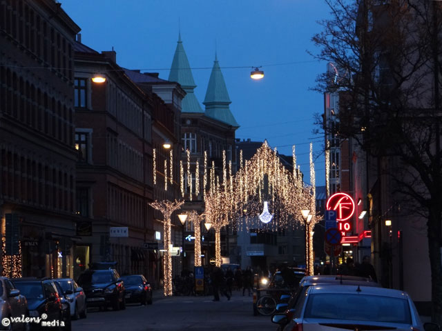 Storgatan i Malmö