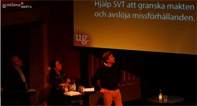 Uppdrag granskning, Palladium, - Växjö, 2014-10-25