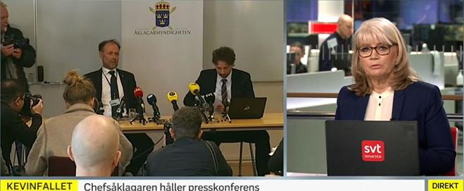 live SVT Nyheter