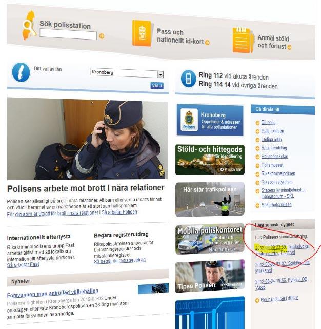 www.polisen.se/Kronoberg