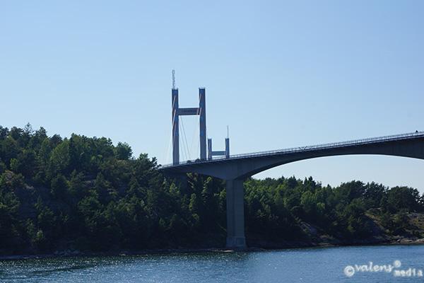 Tjörn bron