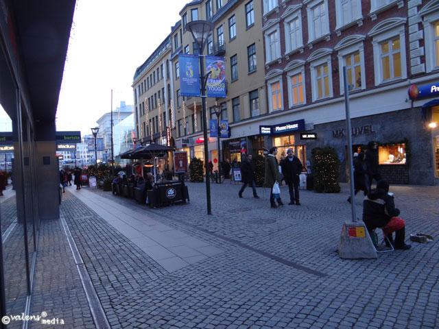 tiggare i Malmö