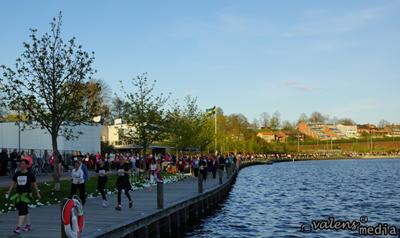 Vårruset 2012, Växjösjön